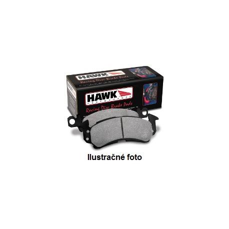 Brzdové desky HAWK performance Přední brzdové destičky Hawk HB231N.575, Street performance, min-max 37 ° C-427 ° C | race-shop.cz