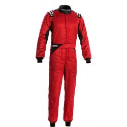 FIA Kombinéza Sparco Sprint červená