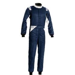FIA Kombinéza Sparco Sprint modro/bílá