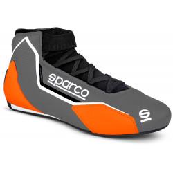 Boty Sparco X-LIGHT FIA šedé