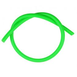 Silikonová podtlaková hadice 4mm, zelená