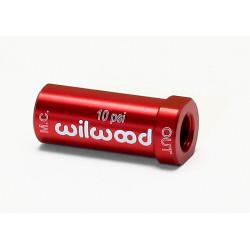 Reziduální tlakový ventil Wilwood pro kotoučové brzdy