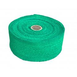 Termo izolační páska na svody a výfuk, zelená, 50mm x 10m x 1mm