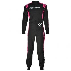 Kombinéza RACES EVO II Pink