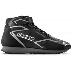 Boty Sparco SKID+ FIA černo/sivá
