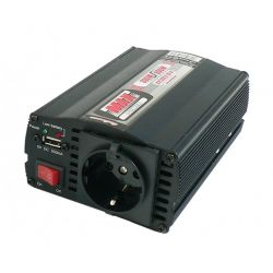 Automobilový měnič napětí 12V do 230V