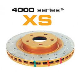 Brzdové kotouče DBA 4000 series - XS