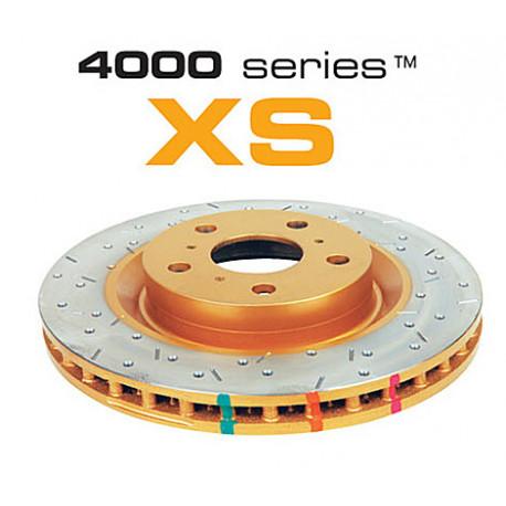 brzdové kotouče DBA Brzdové kotouče DBA 4000 series - XS | race-shop.cz