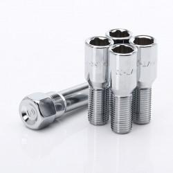 Anti-theft bolts JR ATB1, 12x1,25 + KEY