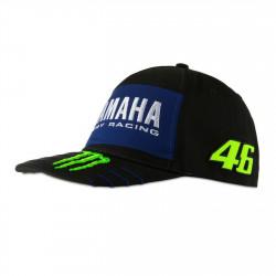 YAMAHA VR46 Monster Energy cap - black