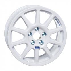 "Závodní disk BRAID Fullrace Rallycross 8x16"""