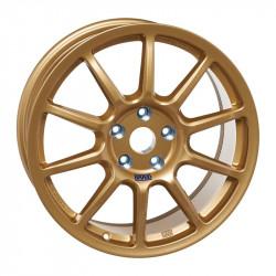 """Závodní disk BRAID Fullrace A 8X18"""" GOLD"""