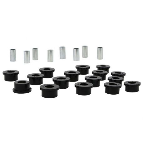 Whiteline Control arm - inner and outer bushing pro FORD, NISSAN | race-shop.cz