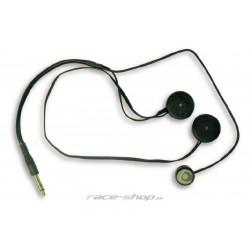 Terratrip headset pro centrály Clubman do uzavřené přilby