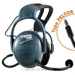 Terratrip průjezdové sluchátka pro centrály professional PLUS