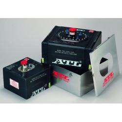 Sportovní palivová nádrž + bezpečnostní nádoba ze slitiny ATL SAVER CELL ASSY s FIA, 120l