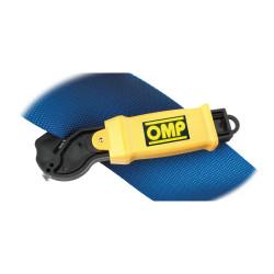 Řezák na bezpečnostní pásy OMP