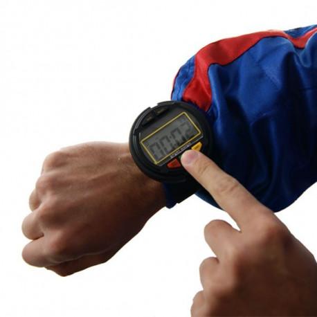 Hodinky, stopky, časomíry Digitální hodinky / stopky Fast 11 | race-shop.cz