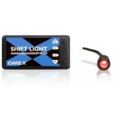Indikátor přeřazení Omex shift light Pro