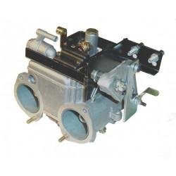 SYTEC jednolankové ovládání klapek karburátoru Dellorto DHLA