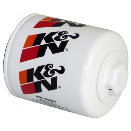 Olejové filtry Olejový filtr K&N HP-1002 | race-shop.cz
