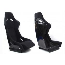 Sportovní sedačka EVO welurem