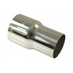 Nerezová výfuková redukce 51-57 mm