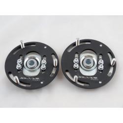 Horné nastaviteľné uloženia tlmičov 3D pre BMW E82, E87, pre Závodný podvozok