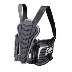 Rib vest PRO OMP, black