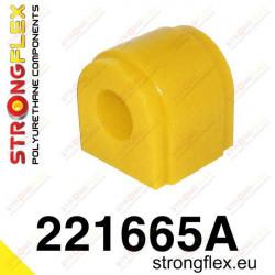 silentblok - Strongflex predného stabilizátora SPORT