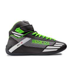 Topánky Sparco ESSE čierne