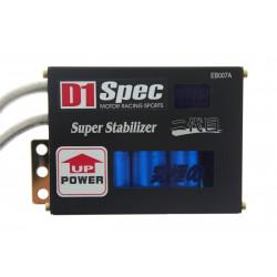 Stabilizátor napětí D1spec se zobrazovanín napětí
