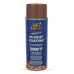Impregnační a ochranný sprej na termo izolační pásky Thermotec, měděný