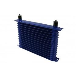 15 řadový olejový chladič Trust style AN10, 330x125x50