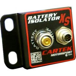 Elektronický odpojovač baterie Cartek XS s FIA homologací (pouze jednotka)